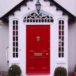 Feng Shui and front doors